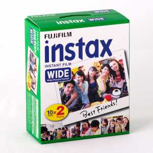 FUJIFILM Instax Wide 20 szt. do modeli 210, 300