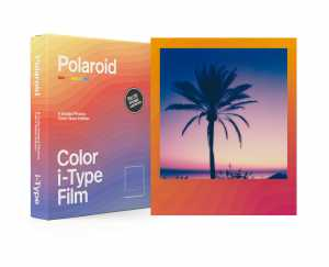POLAROID Originals Color film do I-TYPE Color Wave Edition