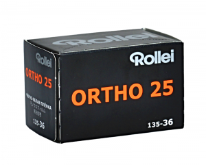 ROLLEI ORTHO 25/36