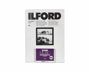 ILFORD MG V Deluxe 13x18/100 perła