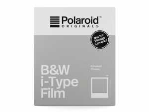 POLAROID Originals B&W film do I-TYPE