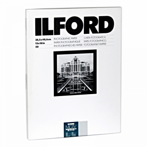 ILFORD MG IV Deluxe 30x40/50 44M (perła)