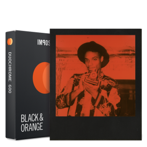 IMPOSSIBLE 600 Duochrome Black/Orange