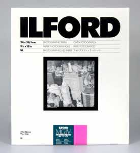 ILFORD MG IV Deluxe 24x30/10 1M (błysk)