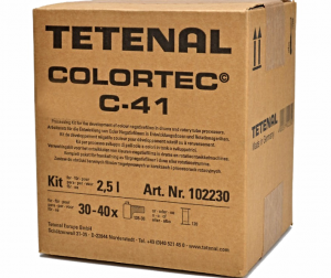 TETENAL Chemia do filmów COLORTEC C 41 Kit 2,5 l