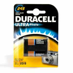 DURACELL DL 2CR5(245)