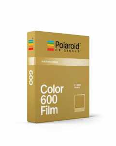 POLAROID Orginals 600 Color Gold Frame