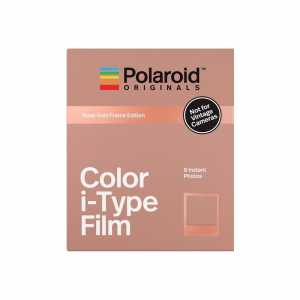 POLAROID Originals Color film do I-TYPE Rose  gold