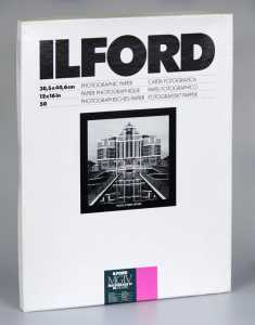 ILFORD MG IV Deluxe 30x40/50 1M (błysk)