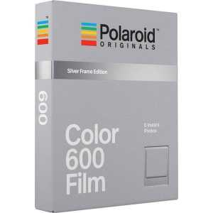 POLAROID Orginals 600 Color Silver Frame