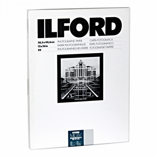 ILFORD MG IV Deluxe 30x40/50 44 M